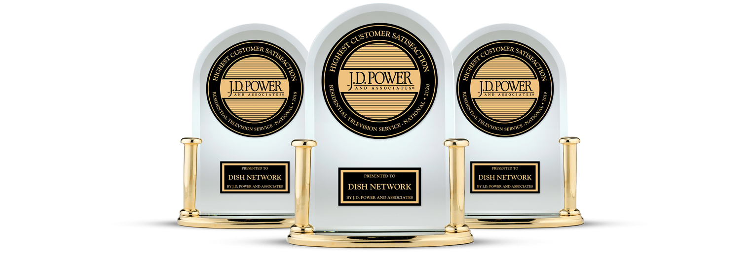 DISH Customer Satisfaction - Ranked #1 by JD Power - Big Boys Toys in Lufkin, Texas - DISH Authorized Retailer